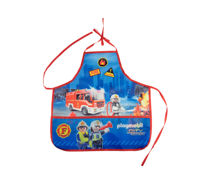Protective apron for art works PL-06 Playmobil